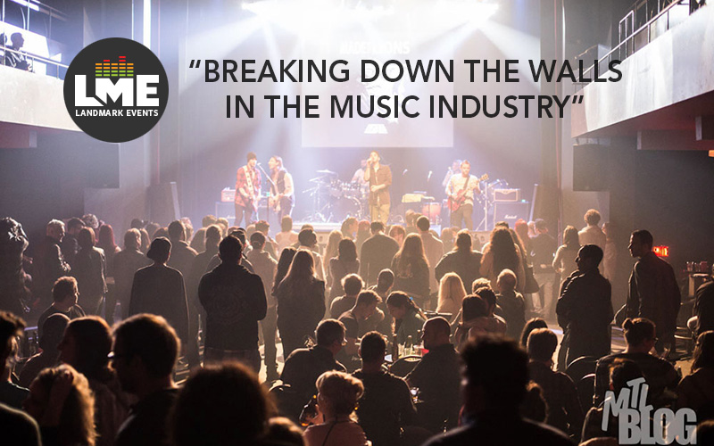 Breaking down the walls in the music industry